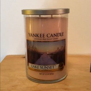 Lake Sunset Yankee Candle